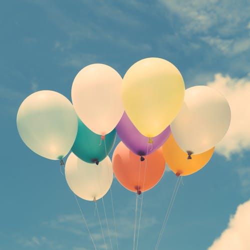 Med en vinballon kan du meget